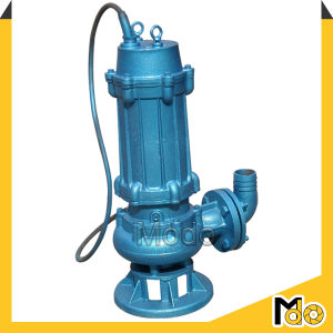 High Efficiency 500feet Submersible Industrial Sewage Pump pictures & photos