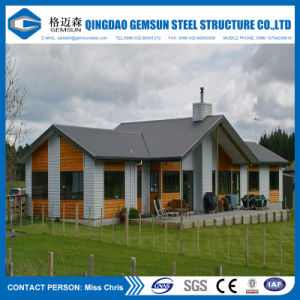 Fashion Customized Prefab Modular Light Steel House pictures & photos
