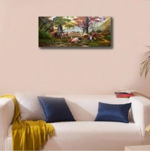 Decoration Painting of Morning Glory pictures & photos