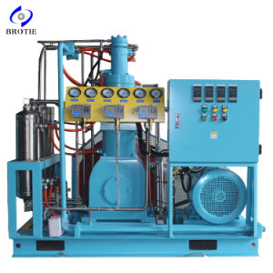 Brotie High Pressure Ow-40-4-150 Totally Oil-Free Oxygen Compressor pictures & photos