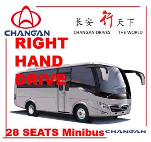 Changn Bus Sc6726 pictures & photos