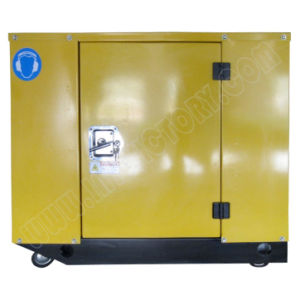 8.5kw Portable Silent Gasoline Generator for Home Standby with Ce/CIQ/ISO/Soncap pictures & photos