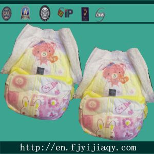 High Quality Economic Disposable Baby Diaper pictures & photos