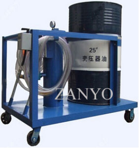 Easy Operation Portable Oil Purification Machine pictures & photos
