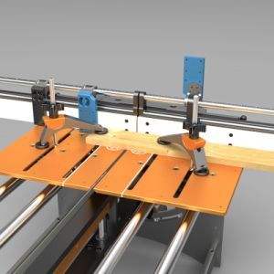 JMPv2 Precision Fence Pivot Clamp pictures & photos