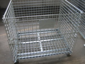 Wire Mesh Light Duty Storage Container pictures & photos