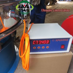 Full 304 Stainless Steel Ultrasonic Vibrating Screen for Powder Separation (S4910b) pictures & photos