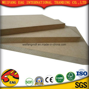 Good Quality E1/E2 MDF Board 18mm 12mm pictures & photos