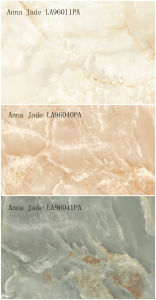 Polished Porcelain Ceramic Marble Wall Floor Tile 900X600mm LA96011PA