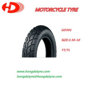 High Quality Motorcycle Tire 3.50-10 Tt/Tl pictures & photos