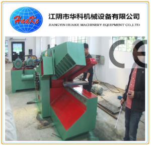 Hydraulic Steel Cutting Machine pictures & photos
