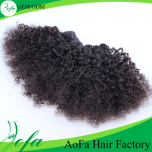 2015 New Style Wholesale Cheap Full Head Human Hair Weave pictures & photos