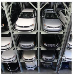 4-6 Level Lifting/Sliding Parking System of High Space Using Efficiency pictures & photos