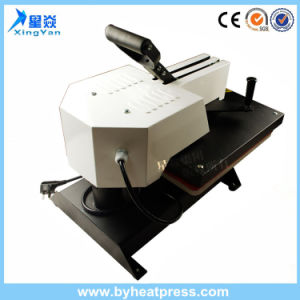 Swing-Away Print Transfer Heat Press Machine for T-Shirt Print pictures & photos