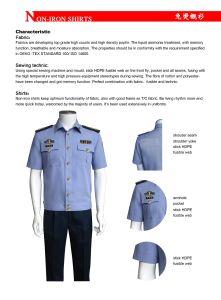 Uniform Shirt pictures & photos