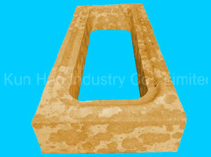 Fire Resistance Silica Brick in Manufacture pictures & photos