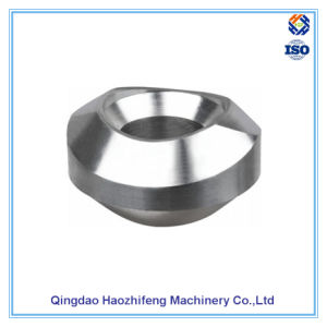 Precision CNC Machining Parts for Steel Flange pictures & photos