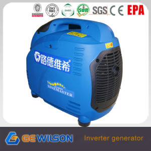 2kw China Made Digital Small Silent Inverter Generator Home Use pictures & photos