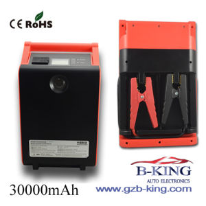 12 and 24V 30000mAh Multi Function Jump Starter pictures & photos
