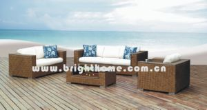 Outdoor Sofa Set - Rattan Furniture - Garden Furniture (BP-853) pictures & photos