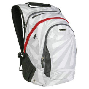 Hot Sales Polyester Multi Zipper Laptop Backpack for Outdoor pictures & photos