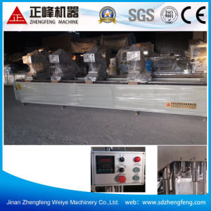 Four Heads Welding Machine for PVC/UPVC Profiles pictures & photos