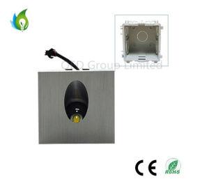 86 Type Aluminum Waterproof Wall Corner LED Light Hallway Corridor Steps LED Lamps pictures & photos