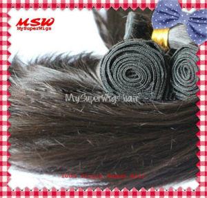 Brazilian Virgin Hair Silky Straight Human Hair Bundles pictures & photos