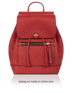 New Trendy PU Campus Backpack Colorful Laptop Backpack pictures & photos