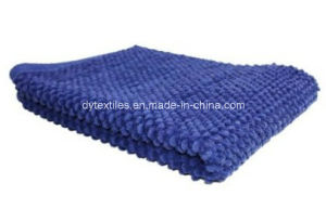 OEM Home Fashions Popcorn Bath Rug, Smoke Blue pictures & photos