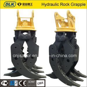 PC200 Excavator Grapple, Hydraulic Grapple, Rotating Grapple pictures & photos