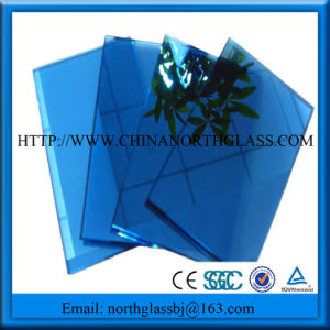 4mm Blue Mirror Coating Glass Reflective Glass pictures & photos