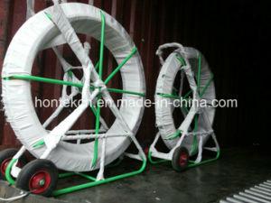Glass Fiber Duct Rodder Conduit Snake Rod, 5, 10, 15, 16mm, 100m200m300m