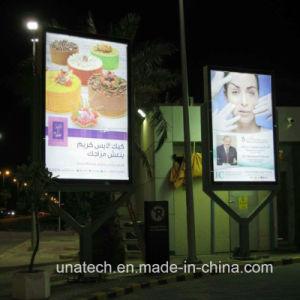 Unipole Mega Outdoor LED Media Light Box Aluminium Billboard pictures & photos