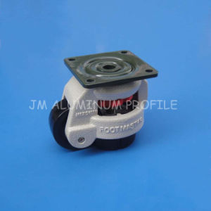 Heavy Duty Casters, Footmaster Caster Wheels Gd-60f for Equipment or Machine Heavy Furniture Wheels pictures & photos
