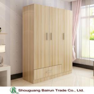 Bedroom Furniture Melamine Wardrobe Cabinet pictures & photos