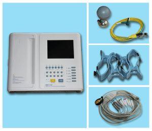 Ce Certified Digital 12 Channel ECG/EKG Machine Electrocardiograph-Contec pictures & photos