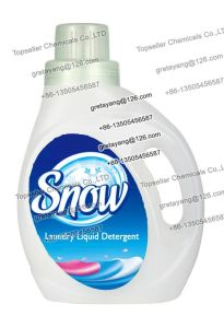 OEM Biological Oil Best Selling Brands Name of Laundry Liquid Detergent / Good Smell Chemical Formula Detergent