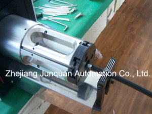 Programmable Coaxial Cable Stripping Machine (ZDBX-39R) pictures & photos
