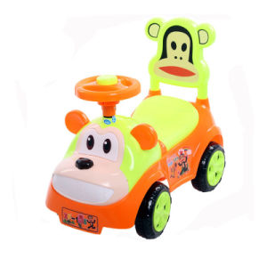 Four Wheel Kids Sliding Car Swing Car for Sale pictures & photos