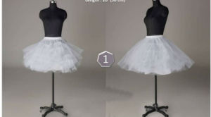 Hot Sale Underskirt Wedding Petticoat P-005 pictures & photos