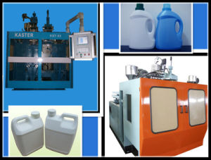 Blow Moulding Machine for Bottles Cans Jerry Cans pictures & photos
