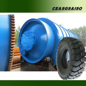 Waste Tire Recycling Plant with High Oil Rate