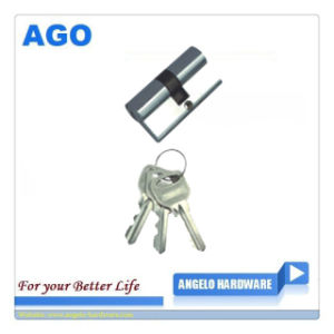 40 Cm Mortise Lock Set Cylinder with Keys (AG-C24)