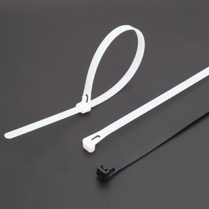 Cable Tie, Releasable, White, Black, UV pictures & photos