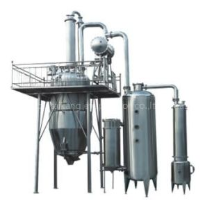 Triple-Effect Forced Circulation Evaporator for Pharmaceutical Industry pictures & photos