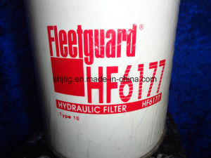 Fleetguard Hydraulic Spin-on Filter Hf6177 for Aveling-Barford, Braud, J. C. Bamford, Liebherr, New Holland Equipment pictures & photos