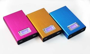 Portable Power Bank with High Capacity with 8000mAh pictures & photos