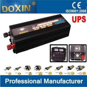 2500W Single Phase Modified Sine Wave UPS Inverter (DXP2500WUPS-10A) pictures & photos