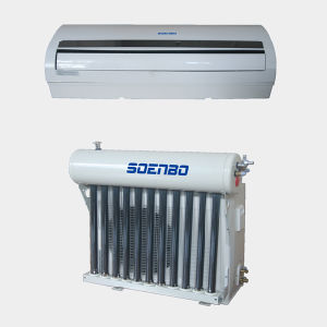 for Hom Using OEM High Efficiency Hybrid Solar Air Conditioner